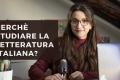Perché studiare le letteratura italiana?